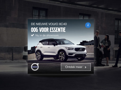 Volvo XC40 Launch – Netherlands